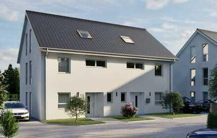 **Reserviert**Doppelhaus- Hälfte in guter Wohnlage+ Sie möchten........