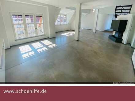 Moderne Terrassen-Whg nahe dem Stadtpark! **Besichtigung: Fr., 18.09. // 15:00 Uhr**