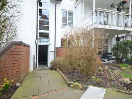 Gepflegtes Appartement mit kleiner Terrasse in Schnelsen!