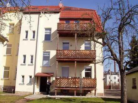 Helle 1 1/2- R. Whg. mit Gartenanteil Neukirchen/Pleisse