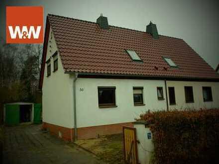 Sanierungsbedürftige Doppelhaushälfte im idyllischen Erzgebirge