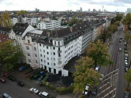 Immobilienarrangement in Düsseldorf-Flingern