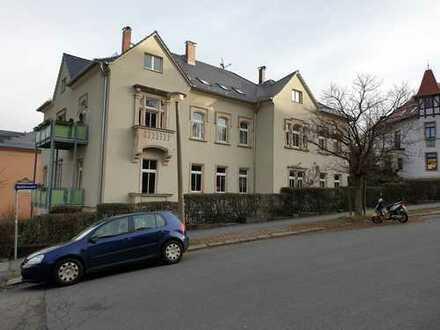 Komplett neu gebaute 3-Raum-Wohnung mit grandiosem Blick über Dresden !