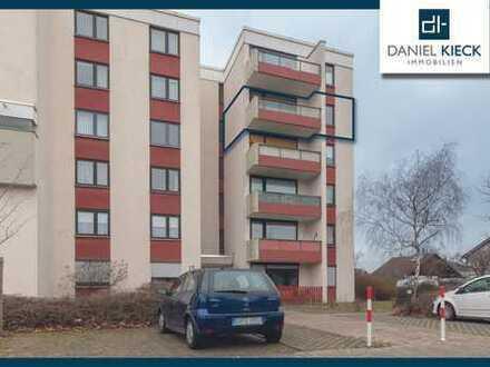 Kaufen statt mieten: 2,5-Zimmer Wohnung an der Bergstraße mit Fernblick über Bickenbach