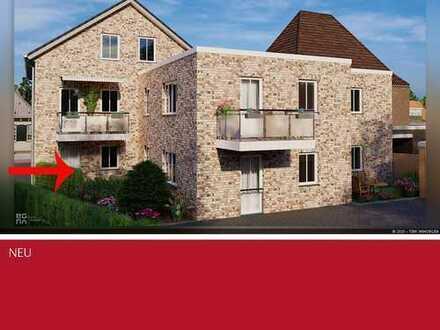 Neubau Erdgeschosswohnung in Heek-Zentrum sucht neuen Besitzer