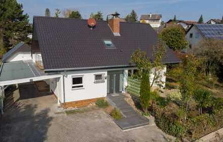Freistehendes Einfamilienhaus mit Garten in Herxheim