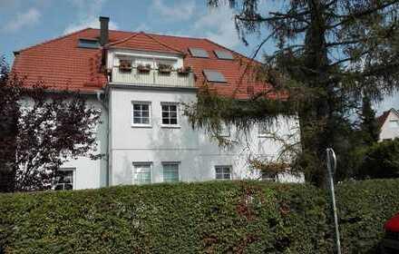 Schöne helle 2 Zi. Wohnung mit Einbauküche in Radebeul zu vermieten