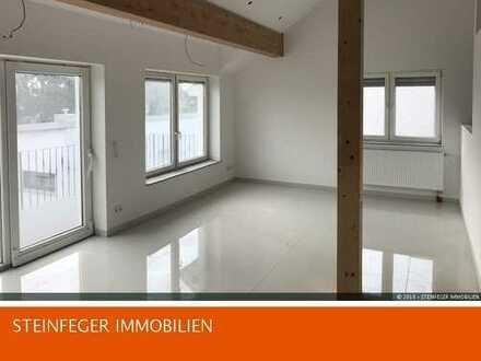 Rosbach: 3 Zim. DG-Wohnung in kleiner Wohneinheit zu vermieten