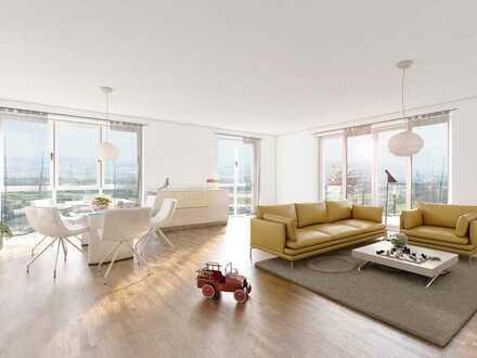 [Reserviert] Großzügige Vier-Zimmer-Wohnung mit großem Balkon [A2]
