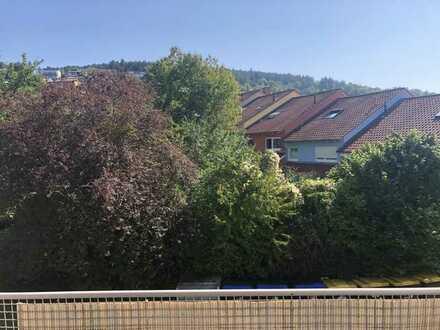 Helle und gepflegte 1-Zimmer-Wohnung mit Balkon und EBK in Mosbach