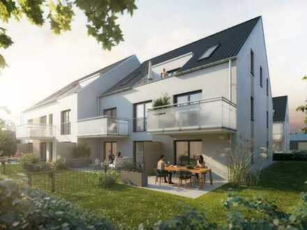Sehr großzügige, gut geschnittene 4 Zi 116m²-Süd-Garten-Wohnung