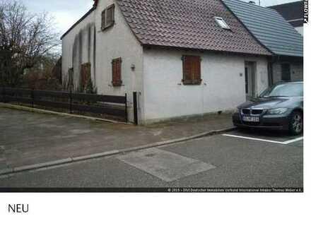 Sanierungshaus in ruhiger Lage in Karlsruhe-Bulach