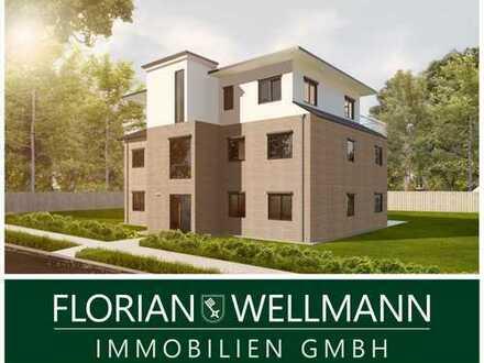 Achim - Uphusen   3-Zimmer-Obergeschosswohnung mit wertiger Ausstattung und Balkon