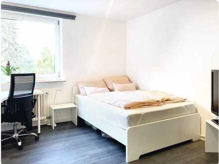 Exklusive, sanierte 1-Zimmer-Wohnung mit EBK in Erlangen