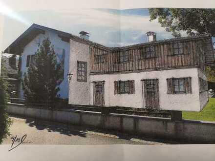 Neubau EFH Energiehaus im schönen Werdenfelser Land !günstiger gegen Mietvorauszahlung!