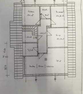 Erstbezug: Schöne 4-Zimmer-DG-Wohnung mit offener Einbauküche im Wohn-Essbereich - Thierhaupten