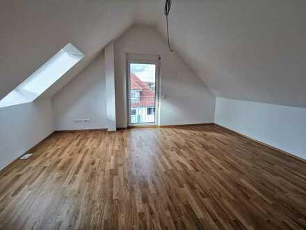 Neubau!  4-Zi.Galeriewohnung mit Balkon und großer Dachterrasse!