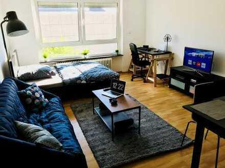 Stilvolle 1-Zimmer-Wohnung mit Pantryküche Mannheim