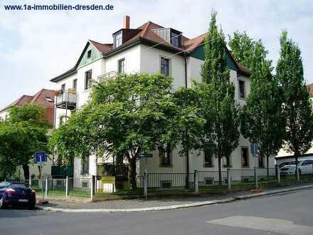 2 - Raumwohnung mit Balkon in Dresden - Biesnitz