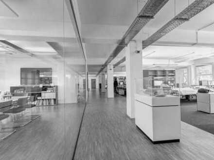 ::: IGENUS - Industrieloft - tolles Büro für kreative Köpfe!