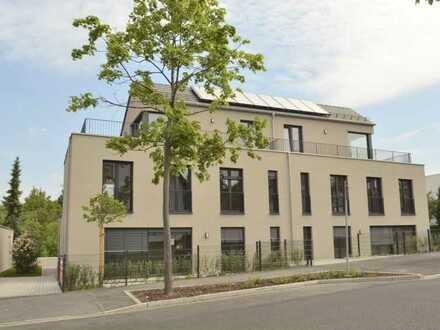 Exklusive 4-Zimmer-Erdgeschosswohnung inkl. großem Arbeitsraum im Souterrain in bester Wohnlage