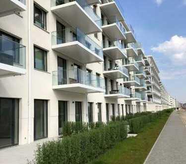 Helle 2-Zimmerwohnung mit sonniger Terrasse