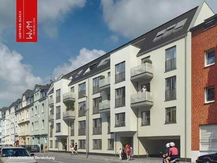 Nippes: 4 Zimmerwohnung mit Balkon und Loggia sowie zwei Bädern!