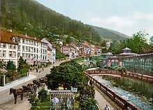 5-Zimmer in Bad-Wildbad