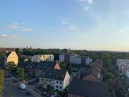 2 Zimmer in Neuehrenfeld: kurzfristig beziehbar!