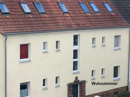 3-Raum Wohnung m. kinderfreundlichem Gemeinschaftsgarten
