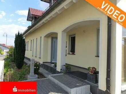 Repräsentatives Zweifamilienhaus in Fulda-Johannesberg - hier werden Wohnträume wahr!