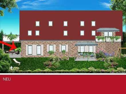 Altstadtflair - Neubau Erdgeschoss Wohnung in Borken-Gemen
