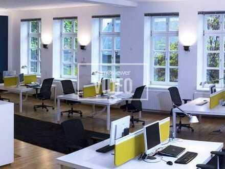 2 Büroräume mit Übernachtungsmöglichkeit und direktem Eingang zu vermieten in Langweid am Lech