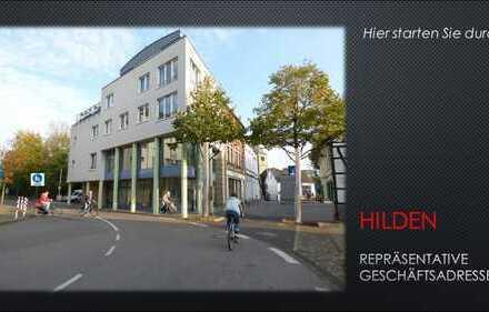 Büroflächen in Bestlage von Hilden 75 m² - 275 m² auf 3 Ebenen (kurzfristig verfügbar)