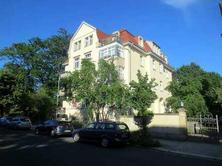 Vollvermietetes Mehrfamilienhaus in Toplage in Dresden-Striesen
