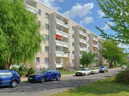 3-Raum-Wohnung im Grünen