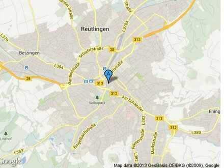 **1-Zimmer-Business-Apartment im Herzen der Altstadt von Reutlingen**