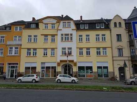 Günstige, gepflegte 3-Zimmer-Wohnung mit Balkon in Rodewisch