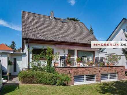 IMMOBERLIN: Ideales Einfamilienhaus in ruhiger kinderfreundlicher Lage