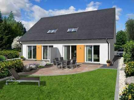 Schicke Doppelhaushälfte zum kleinen Preis (mit Keller)