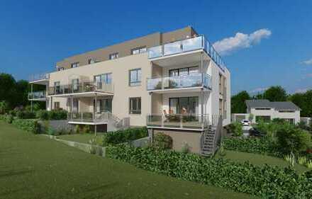 Gartengeschoss 2,5 Zimmer mit Gartenbalkon und 36m² Gartenanteil