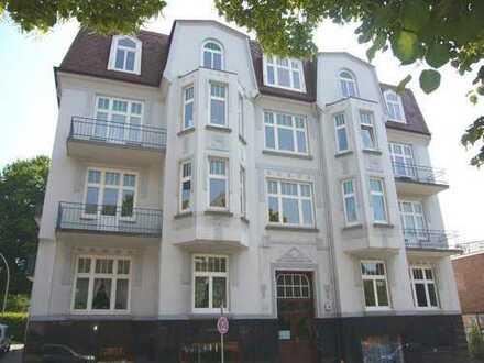 Helle Wohnung in zentraler und beliebter Bergedorfer Wohnlage