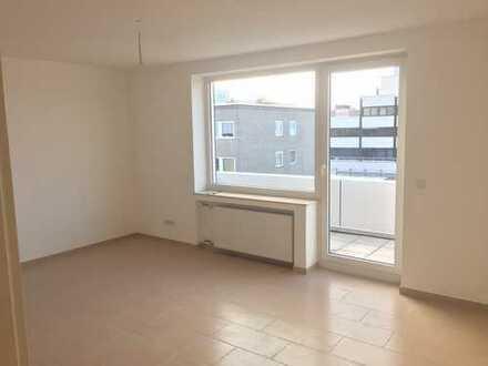 Schöne, helle und hochwertig sanierte 1-Zimmer-Wohnung mit Balkon in unmittelbarer Rheinnähe