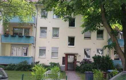 Ruhig, aber stadtnah: Schöne 2-Zimmer-Wohnung in Oberricklingen