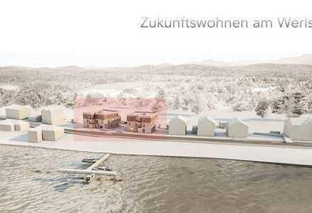 Seegrundstück mit Baugenehmigung, provisionsfrei direkt vom Eigentümer.