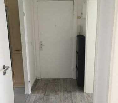 Gepflegte 3-Zimmer-Hochparterre-Wohnung mit Balkon und Einbauküche in Horn, Hamburg