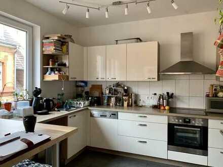 Helle 3 ZKB-Wohnung mit Balkon in MA-Neckarstadt-West