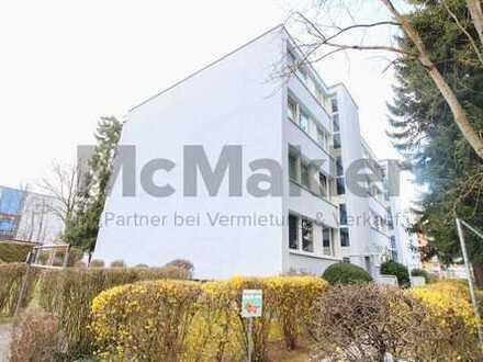 Ideal für kleine Familien: Schöne 3-Zi.-ETW mit Süd-Balkon nahe München