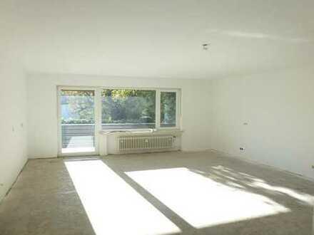 Großzügige 2 Zimmer-Wohnung mit Süd-Balkon, 1. OG, ruhig/zentral, OT Partenkirchen