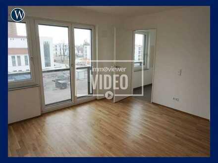 Nur mit WBS München Modell-Miete!! 1-Zimmer-Apartment, separate Küche und modernes Duschbad, Aufzug